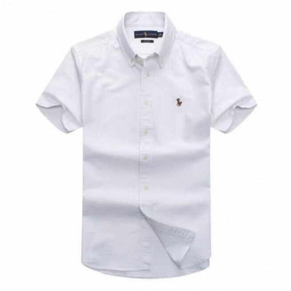 PR Lauren Short Sleeve Shirt | White