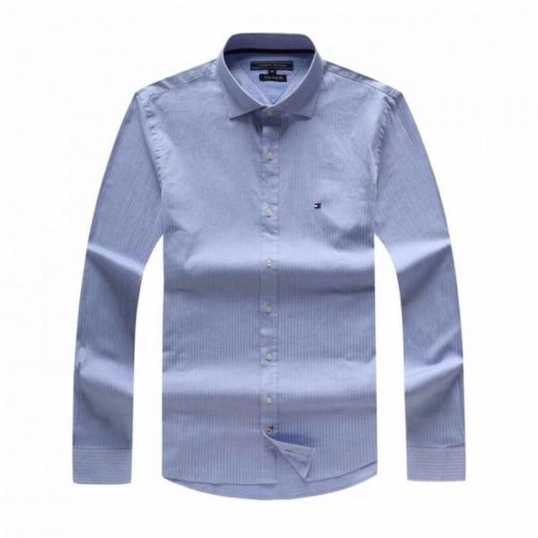 Tommy Hilfiger Long Sleeve Shirt | Blue