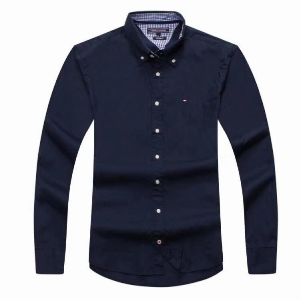 Tommy Hilfiger Long-sleeve Shirt |NavyBlue
