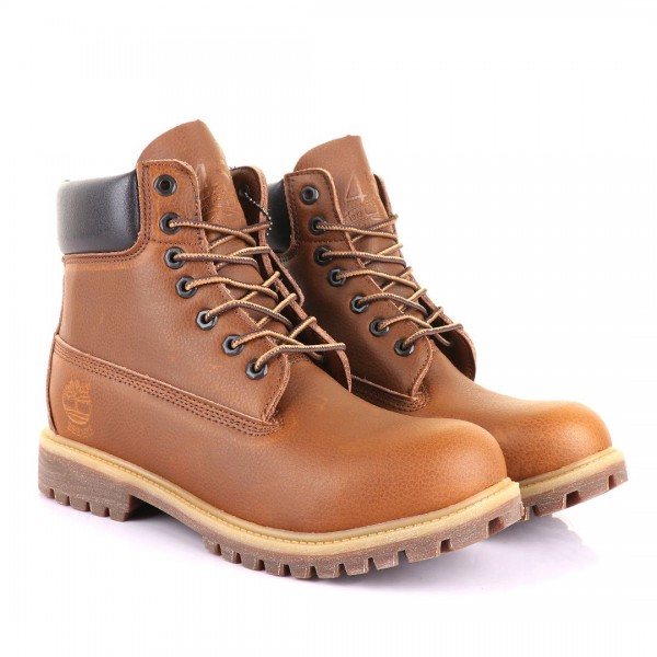 Timberland  Classic Deep Brown Boots