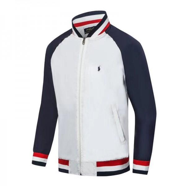 PR Lauren Small Pony Jackets | White