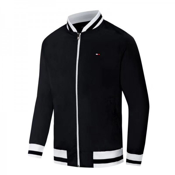 Tommy Hilfiger Jackets | Black White