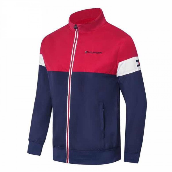 Tommy Hilfiger Jackets | Red White Navy Blue