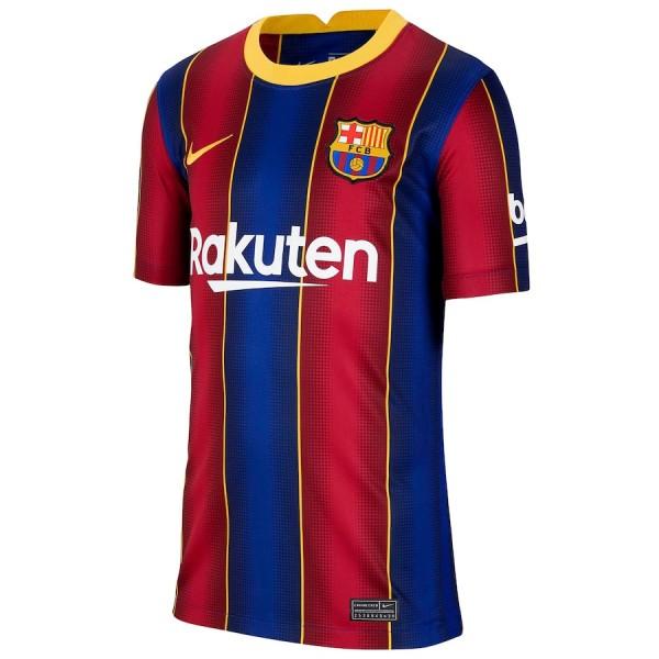 Barcelona 2020-21 Home Jersey