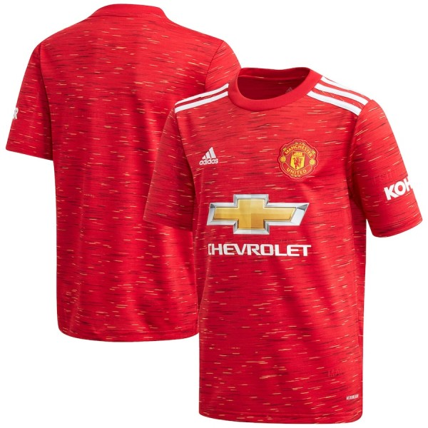 Manchester United 2020-21 Home Shirt