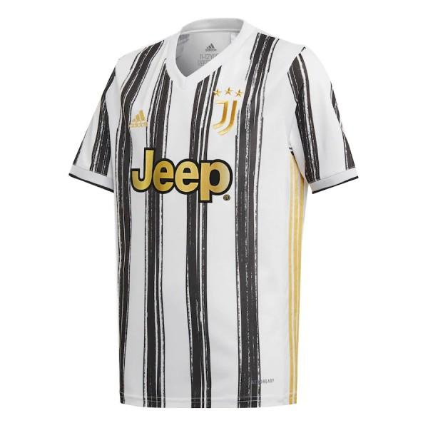 Juventus 2020-21 Home Jersey