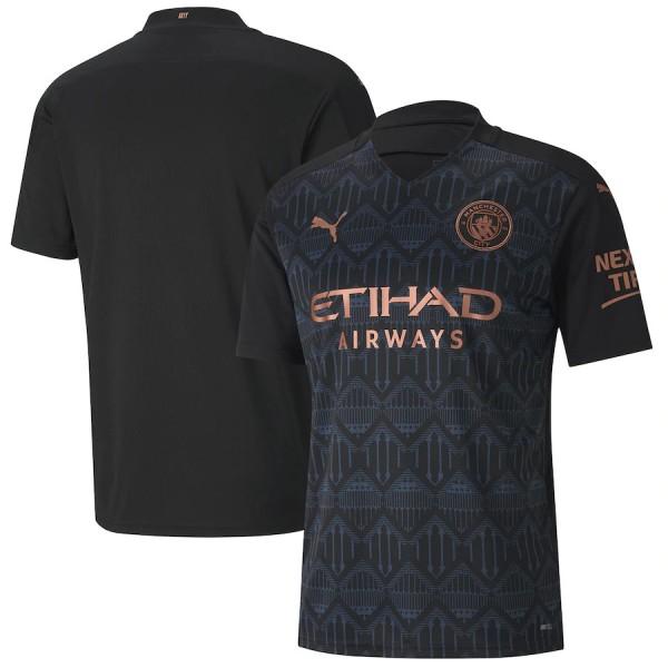 Manchester City 2020-21 Away Jersey