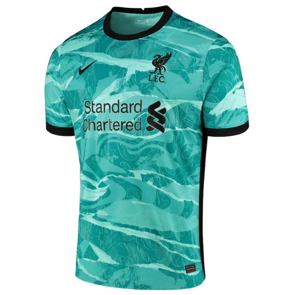 Liverpool 2020-21 Away Jersey