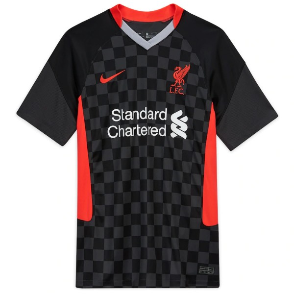 Liverpool 2020-21 Third Jersey