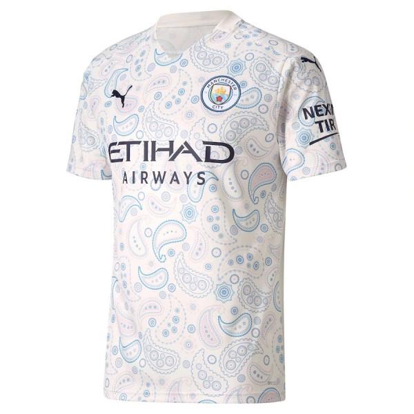 Manchester City 2020-21 Third Jersey