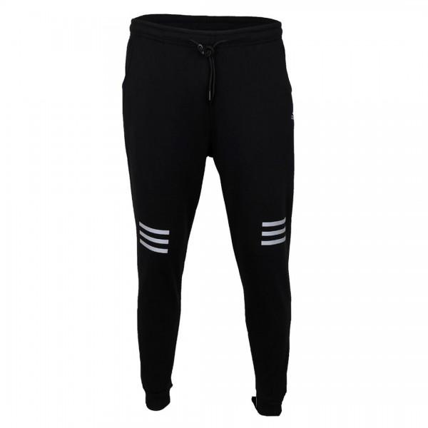 Adidas 3 Straps Men's Active Basic Joggers-Black