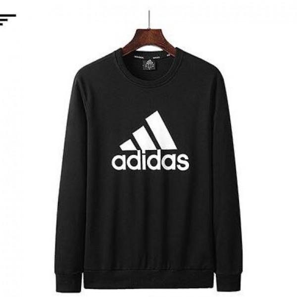 AD Logo Sweatshirt| Black