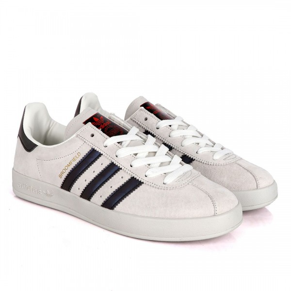 AD Originals Sneakers With 3 Maceron Stripes