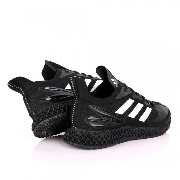 Adidas Sense 4D Black White Sneakers