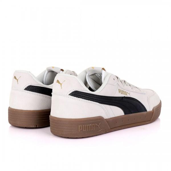 Puma Classic Strap Sneakers  | Milk and Black