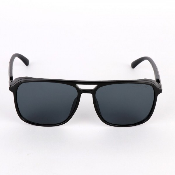 Marc Jacobs Classic Crested Black Sunglasses