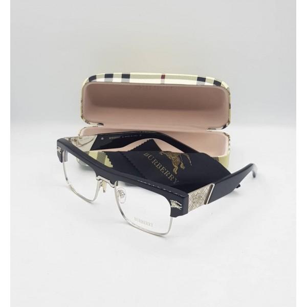Burberry Black Frame Eyeglasses