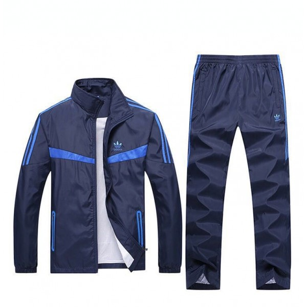AD Tracksuit | Navy Blue