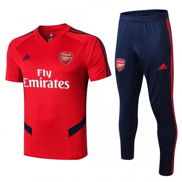Arsenal Training Tracksuit |Red