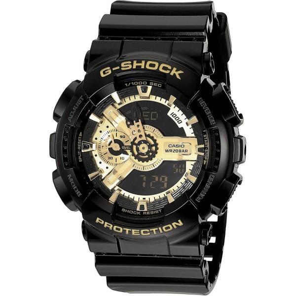 Casio G-Shock Men's Wristwatch - Black